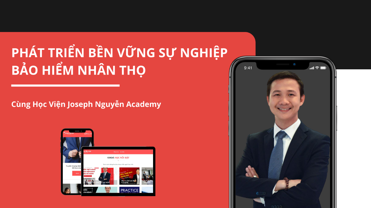 JOSEPH NGUYEN ACADEMY – NHANEDU'S ONLINE LEARNING FOUNDATION OFFICIALLY LAUNCHED